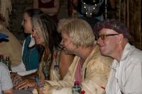 Autogrammstunde mit den Hauptdarstellern