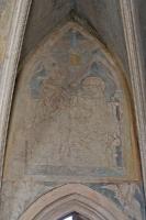 Göttweigerhofkapelle - Kapellenraum - Krönung Mariens