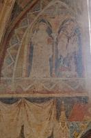Göttweigerhofkapelle - Kapellenraum - Bischof und Mönch