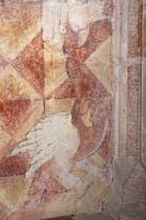 Göttweigerhofkapelle - Kapellenraum - Fabelwesen aus der Unterwelt