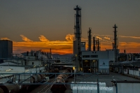 Sunset Chemiepark Krems