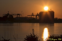 Sunrise - Hafen Krems