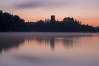 Sunrise - Stausee Ottenstein
