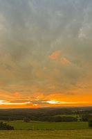 Sunset - Rastenfeld