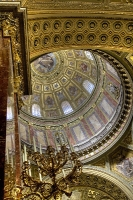 Kuppel der St. Stephan Basilika