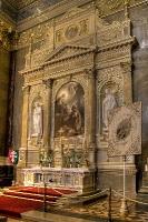 Altar mit Bild von Gyula Benczúr