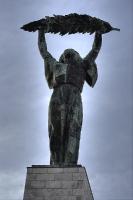 Freiheitsstatue am Gellértberg