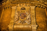 altes ungarisches Wappen