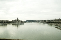 Blick von der Margaretenbrücke