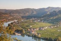Ferdinandswarte - Blick auf Dürnstein